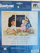 Janlynn Counted Cross Stitch Kit, Starbright