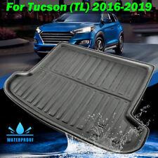 For Hyundai Tucson TL 2016-2019 Cargo Liner Boot Tray Trunk Floor Mat Carpet