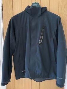 Columbia Men's Black Ski Jacket - large
