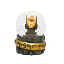 Nerd Block Exclusive Eye of Sauron Snow Globe NEW!!