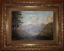 Frederick Miner Historic, California landscape Artist.