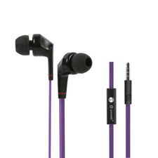 EARPHONES EARBUDS HEADPHONES IN EAR PODS REMOTE VOLUME CONTROL MIC FOR IPHONE