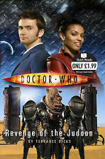 Doctor Who: Revenge of the Judoon by Terrance Dicks (Paperback, 2008)