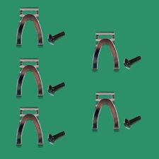 5X Belt Hooks&Screw for Makita LXT 12V 14.4V 18V battery Drill Driver Li-ion oz