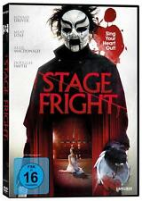 Stage Fright (2014) - Dvd - Minnie Driver / Meat Loaf