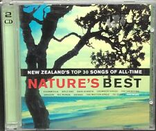 NATURE'S BEST - NEW ZEALAND'S TOP 30 SONGS OF ALL-TIME, DOUBLE CD ALBUM, (2002).