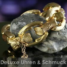 🎀*Mega Designer Armband*18K/750er Gold*54,32 Gramm*Länge 20,5 cm*TOP*