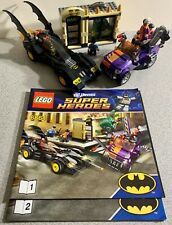 LEGO 6864 DC Comics Batmobile and the Two-Face Chase 531pc 2012 Complete Retired