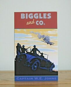 Biggles and Co by Captain W E Johns (paperback) New
