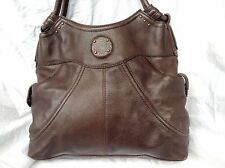 PIETRA BORSA Brown Leather Shoulder Bag, excellent condition