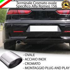 MARMITTA SILENZIATORE POSTERIORE ALFA ROMEO 156 SW 1.6 16V T.SPARK 00/>06 18675