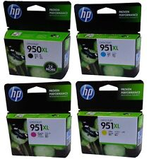 HP 950XL Bk+951XL C/M/Y HighYield Bundle Officejet Pro 8100/8600/8610/8620/8630