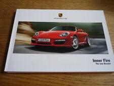 Porsche Boxster folleto Jm