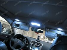 Lexus IS250 LED INTERIOR KIT - INTERIOR LIGHTS BULBS LED KIT