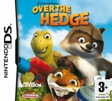 Over The Hedge (Nintendo DS) Nintendo NDS DS Lite DSi XL Brand New