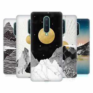 OFFICIAL KOOKIEPIXEL MOUNTAINS SOFT GEL CASE FOR AMAZON ASUS ONEPLUS