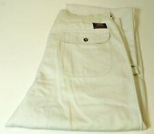 Levi's OFFICER CORPS White Jeans W36 L34 - tg.50