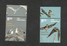 CROATIA-MNH** SET-EUROPA CEPT-FAUNA-BIRDS-2019.