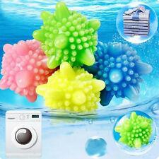 4Pcs Soften Clean Washing Laundry Dryer Balls Anti Winding Washer Wash Balls AK