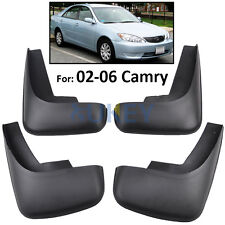 Fit For Toyota Camry 2002-2006 Daihatsu Altis Mud Flaps Splash Guards Front Rear