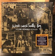 Jimi Hendrix ‎West Coast Seattle Boy: Anthology 8xLP Box Set 180 Gram Vinyl New