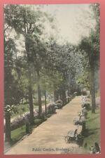 HONG KONG Public Garden PPC by SS c1900s?