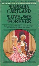 B000P1FH7A Love Me Forever (Barbara Cartland #14)