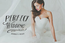 40 Perfect Wedding presets | Presets for Lightroom. Matte Wedding presets