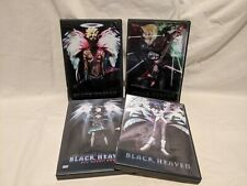 The Legend of Black Heaven Complete Collection (Discs 1-4)