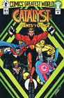CATALYST Agents of Change 4 Signed Kesel RARE George Perez Cover .99 SALE