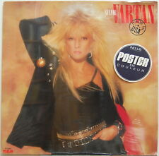 SYLVIE VARTAN Made In USA 1985 GERMAN SEaled LP + POSTER French Pop YA-YA