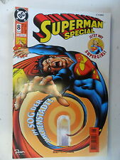 1 x Comic DC Dino - Superman Special  Nr.8  (Aug1998) - Zustand 1-2