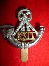 King's Shropshire Light Infantry Beret Size Cap Badge