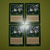 Sprouting Vines x4 Scourge 4x Playset Magic the Gathering MTG