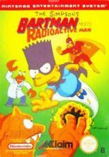 Nintendo NES Spiel - The Simpsons: Bartman meets Radioactive Man PAL-B mit OVP