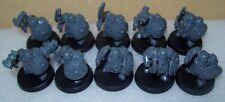 Warhammer Age of Sigmar Dwarfs / Duardin Ironbreakers x10
