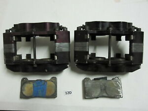 2 Wilwood NDL Narrow Dynalite 4 Piston JN-120-4952  Aluminum Brake Calipers