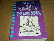 Diary of a Wimpy Kid: The Meltdown by Jeff Kinney, Sc Book#13, Good-Shape.