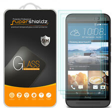 3X Supershieldz HTC One M9 Tempered Glass Screen Protector Saver