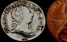 S339: 1772 Giorgio III Argento Soldini-capitano Cook Set Vela per trovare l'Australia