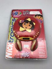 Dora the Explorer Personal CD Player