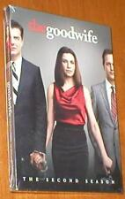 The Good Wife - The Second Season - 6 DVD Box Set~Julianna Margulies - Brand-New