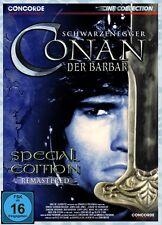 DVD CONAN - DER BARBAR - SPECIAL EDITION - ARNOLD SCHWARZENEGGER *** NEU ***