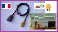 USB Cable For RCD510 310 300 RNS315 VW Passat B6 B7 CC MK6 GOLF JETTA