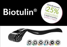Biotulin Microneedle Derma Roller 0.3mm Anti Aging Wrinkle Face Skincare Organic