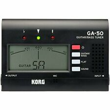 Korg GA50 Guitar and Bass Tuner