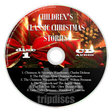 Children's Classic Christmas Stories Part 1 (Kids Fairytale Audiobooks Audio CD)