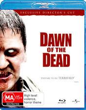 Dawn of the Dead (2004) (Exclusive Director's Cut)  - BLU-RAY - NEW Region B