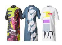 adidas Originals Women Collective Memories Retro High Neck Stretch Dress B Grade