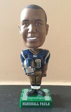 Marshall Faulk 2002 Saint St. Louis Rams Bobblehead NFL Indianapolis Colts, SDSU